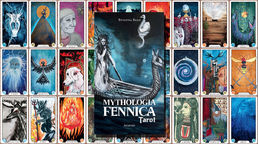 Mythologia Fennica Tarot - DECK & BOOK